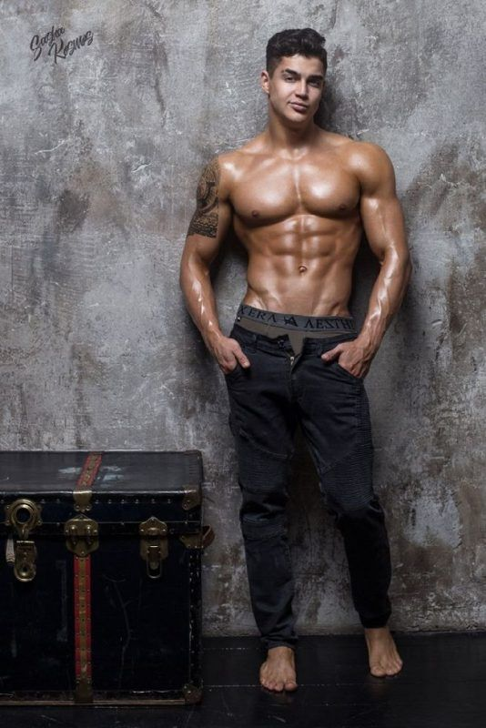 from Zander gay muscle men blog