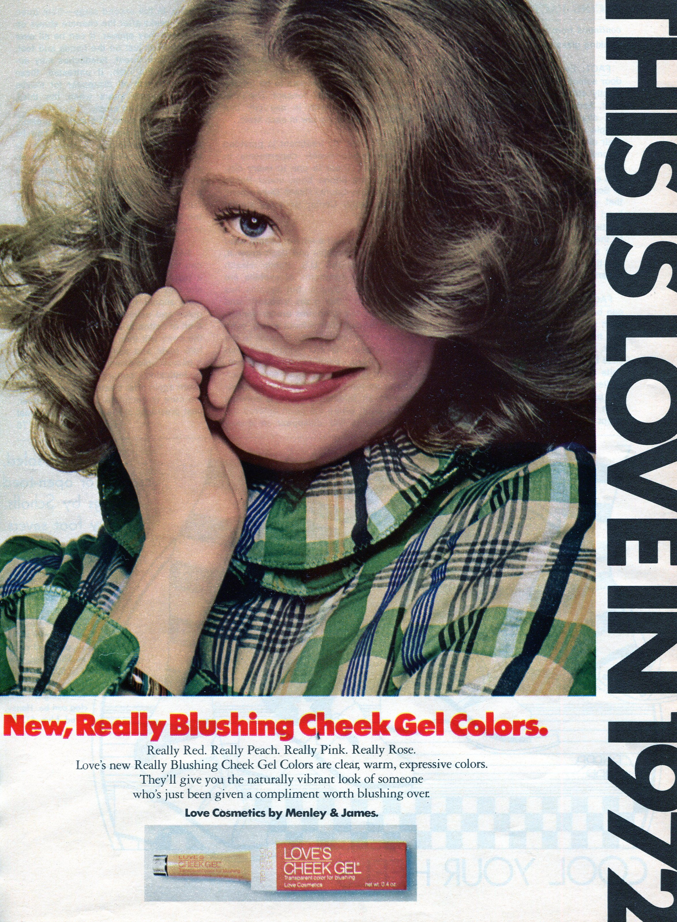 vintage loves cosmetics 1969 Yahoo Image Search Results