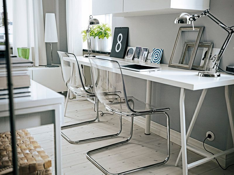 Renueva tu silla del escritorio estudio y trabajo for Sillas escritorio ikea