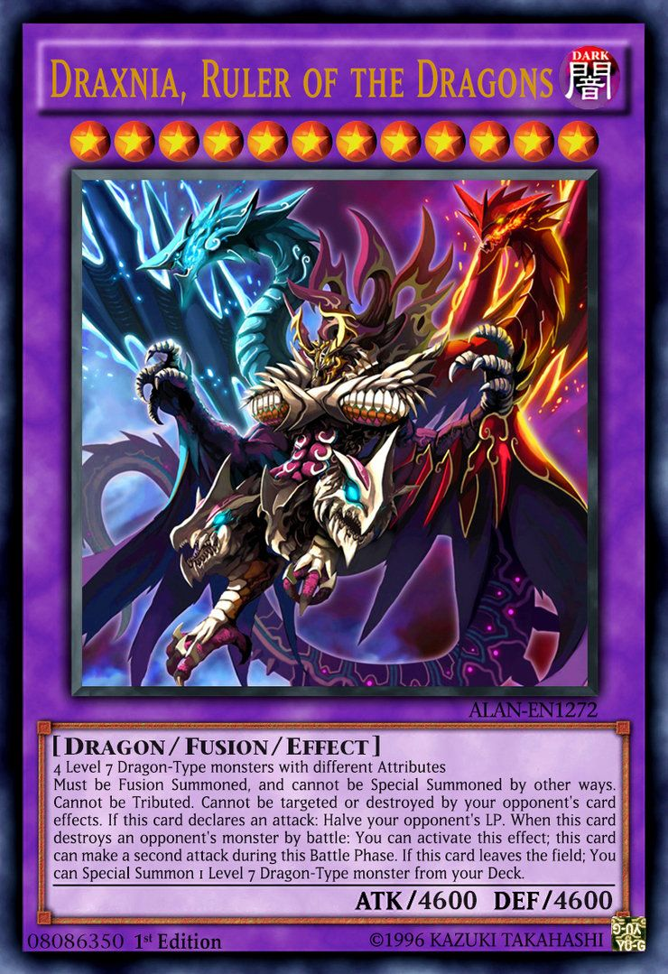 Draxnia ruler of the dragons by