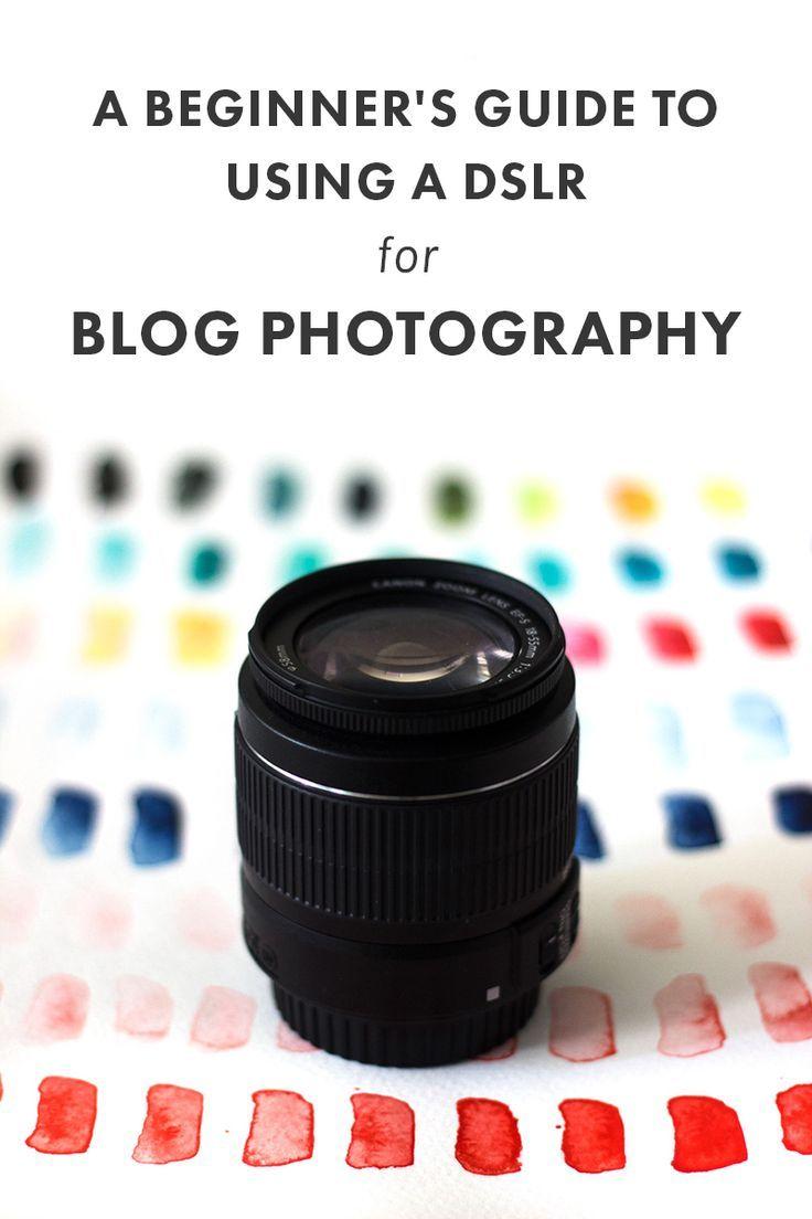 a beginner s guide to using a dslr for blog photography check em rh pinterest com dslr beginner guide nikon dslr camera beginners guide pdf