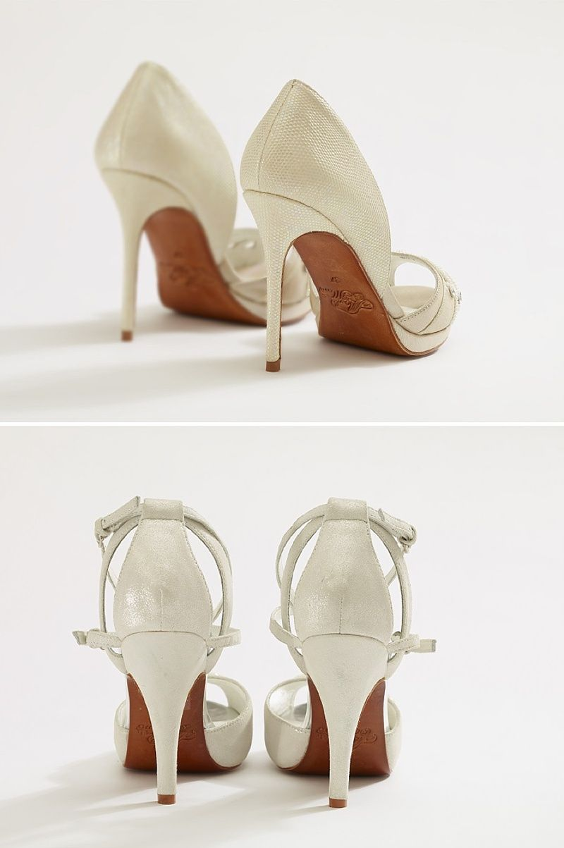 5eceb6d4b04 The Debut Collection From Bridal Shoe Designers Merle And Morris Featuring  Stylish And Comfortable Wedding Shoes With A Concealed Foam Layer 0005 ...