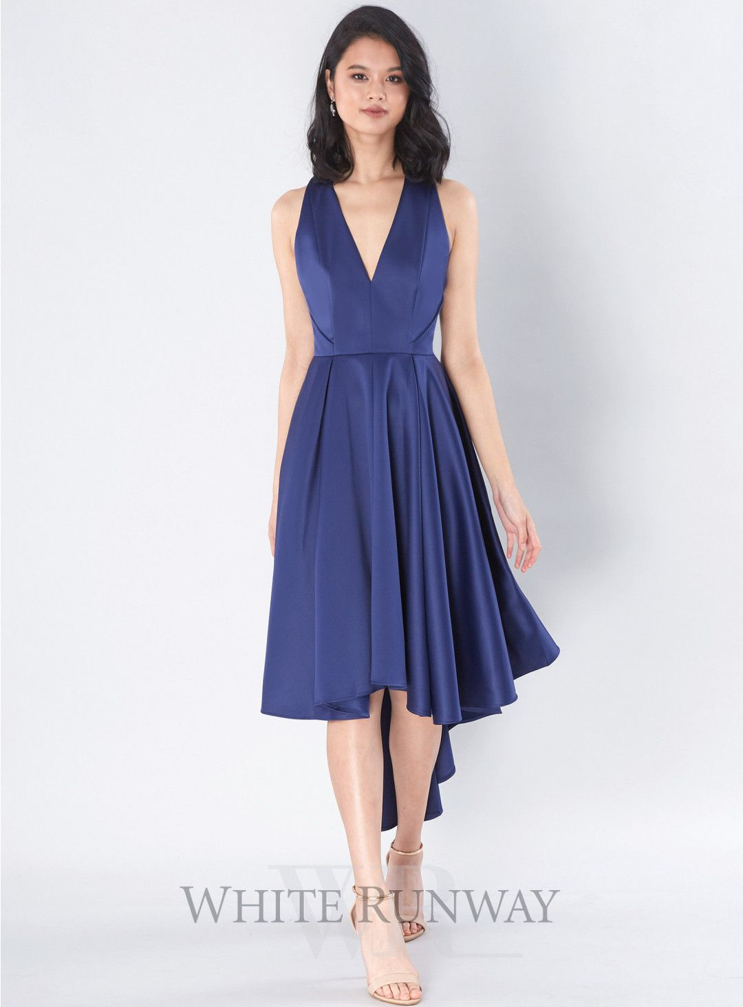 Adrenaline Rush Fit And Flare. A gorgeous hi-lo dress by Grace ...