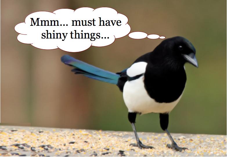 SHINY THINGS<3