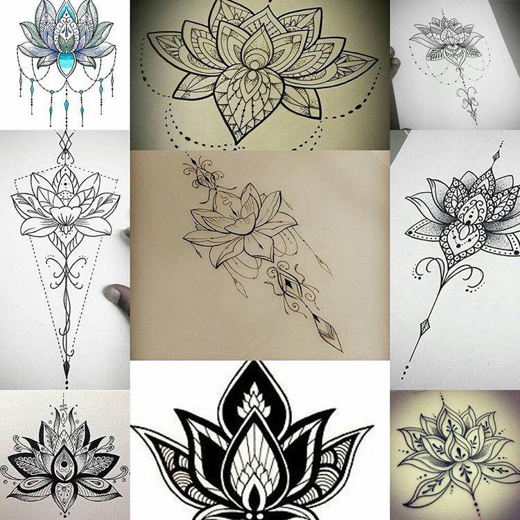 Inspire-se … Tattoo Lotus Ornamental R$ 100 cada. Whats 51 8406.5684. Desenhos da internet. Snap mansurtattoo #tattoogirl #tattoo #tattoos #tatuada #tattoobraço #lotustattoo #mandalatattoo #tatuage #tatuagemfeminina #tatuagem #tatuada #flortattoo...