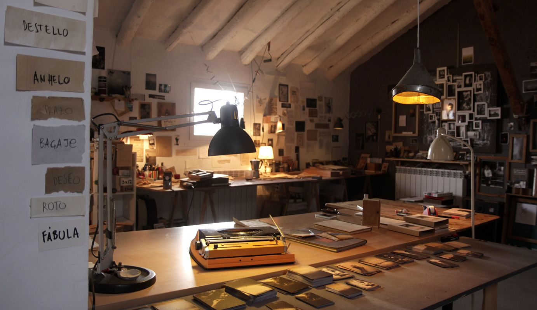 this creative space : juanan requena : atelier : 2016
