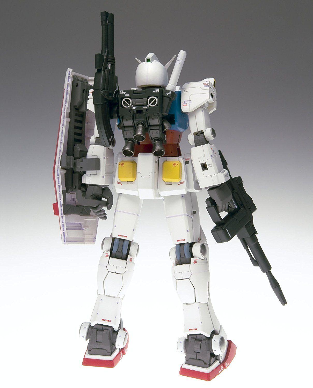Bandai Tamashii Nations G.F.F.M.C Rx7802 Gundam The