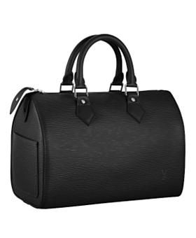 9c4da10b01e7 Louis Vuitton Speedy 30 Epi Leather Black...I think I must add this to my  collection!!