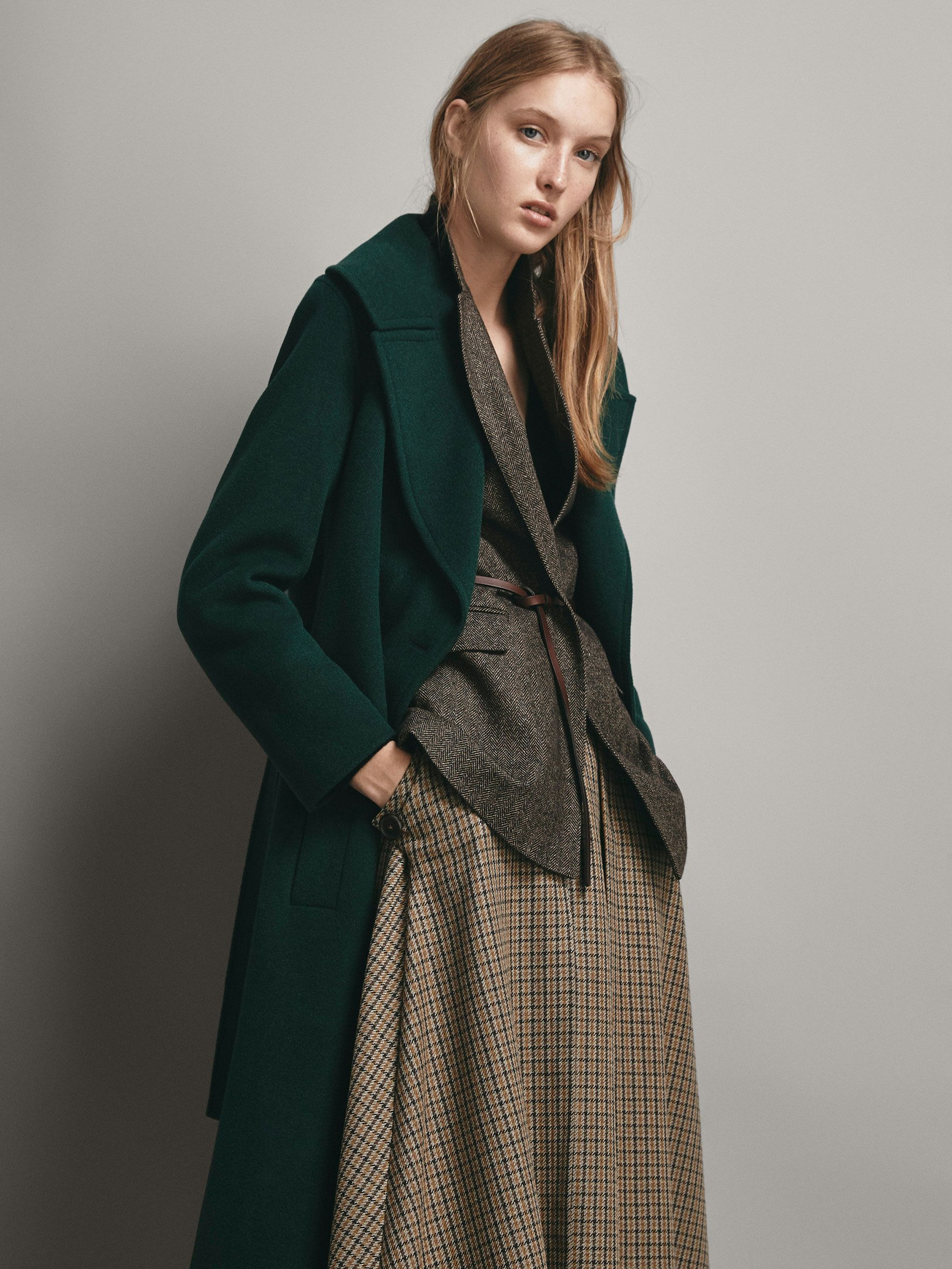 View All Coats Jackets Collection Women Massimo Dutti Massimo Dutti Women Massimo Dutti Cardigan