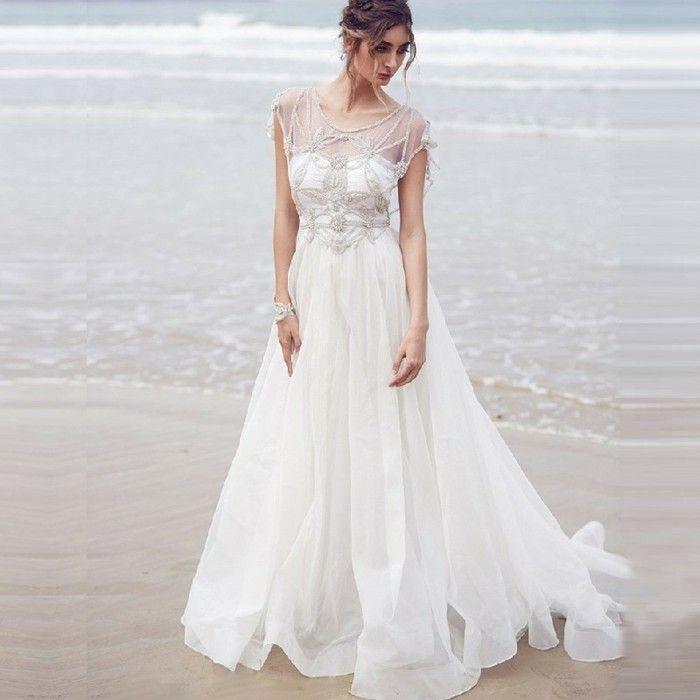 Brautkleid Savannah Im Boho Look Kleid Hochzeit Brautkleid