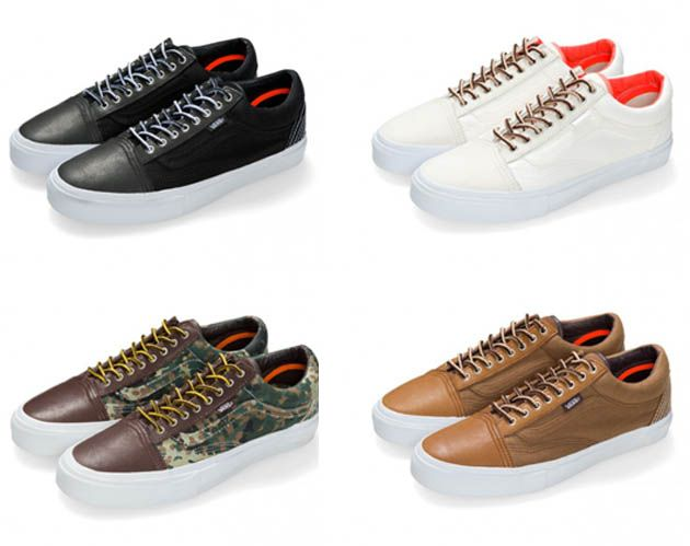 Carhartt WIP x Vans Syndicate – Old Skool