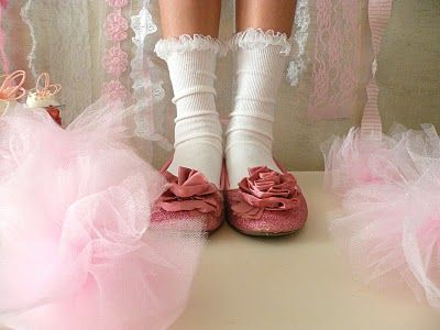 Perfect Pink Party shoes!