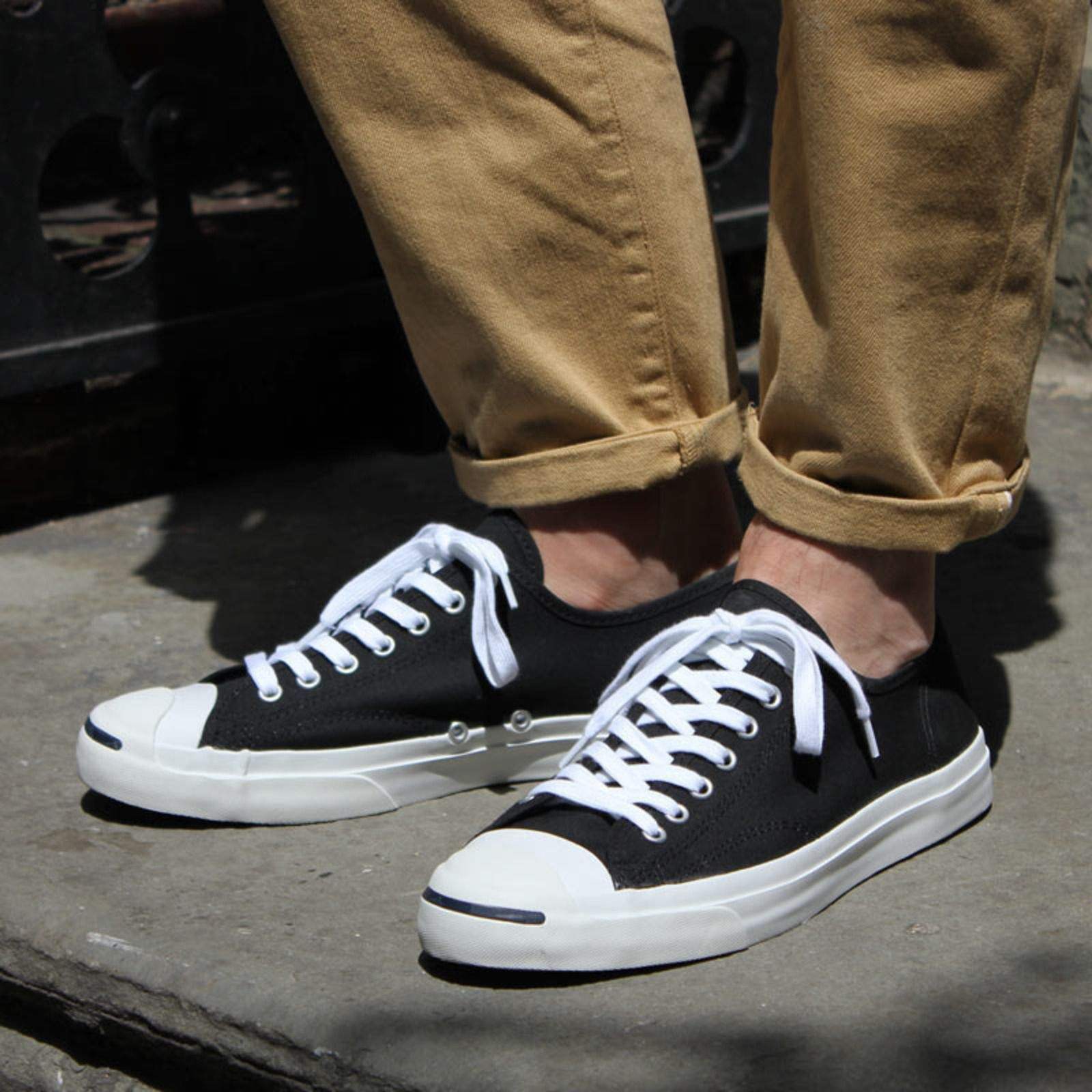 converse jack purcell homme