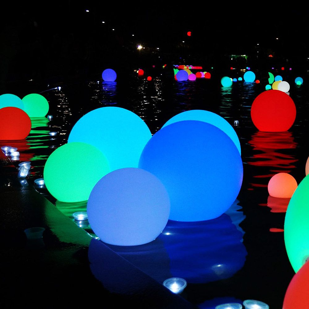 Luxo 50cm Outdoor Led Ball Online Australia