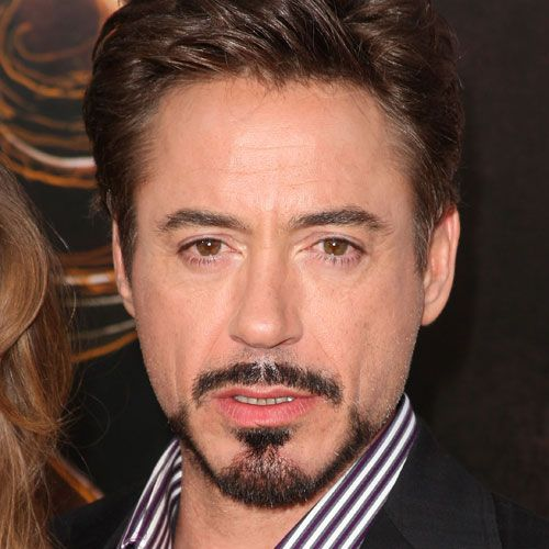 Iron Man Mens Facial Hair Styles Best Beard Styles Beard Styles Short