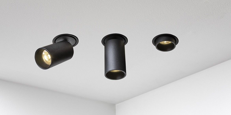 B DUTCH LED trimless spot E FLEX B, Ø55 mm B Dutch