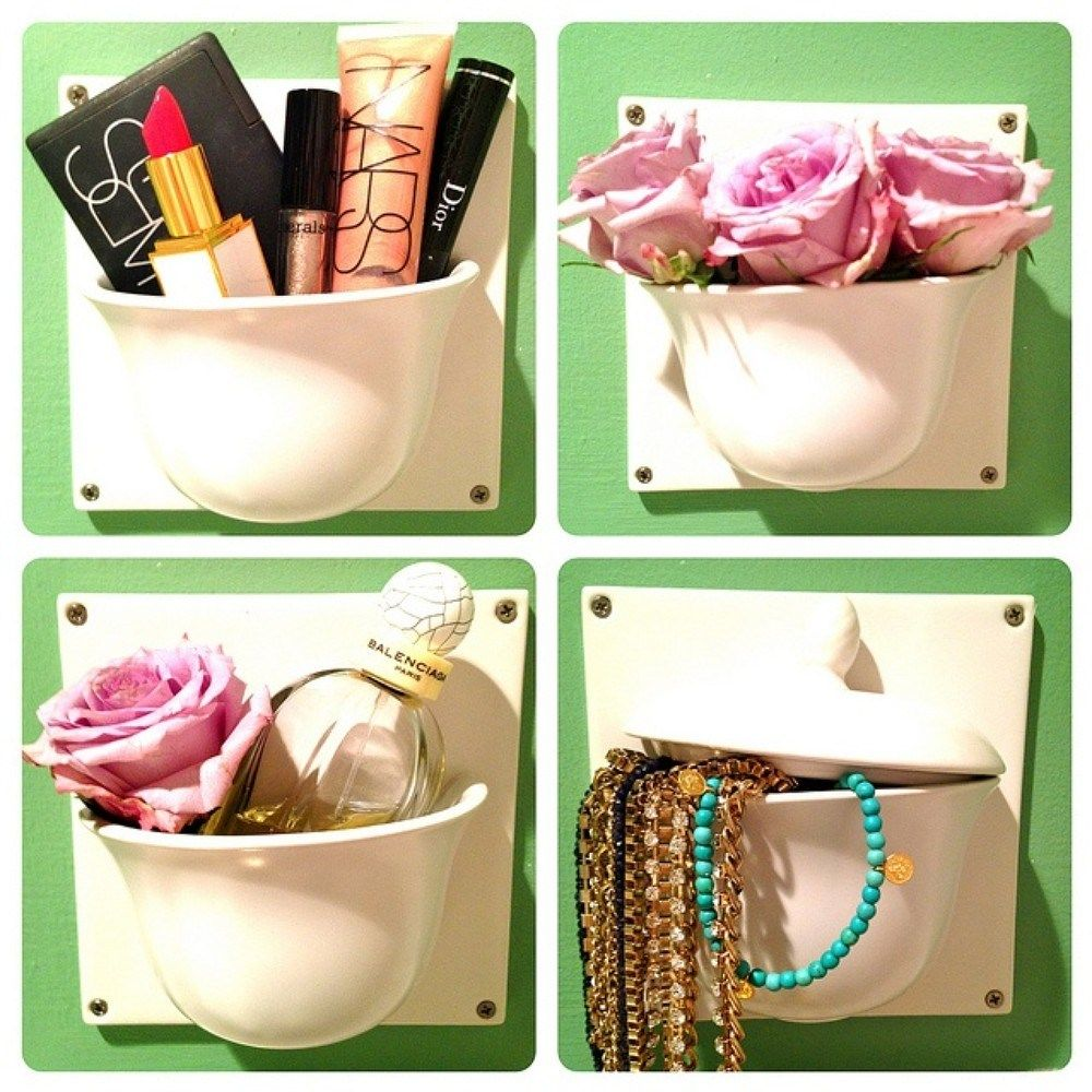 10 DIY Makeup Organizer Ideas to Help With the Clutter   Beauty High