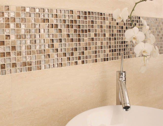 pin von katja auf bad pinterest badezimmer bad fliesen und badezimmer mosaik. Black Bedroom Furniture Sets. Home Design Ideas