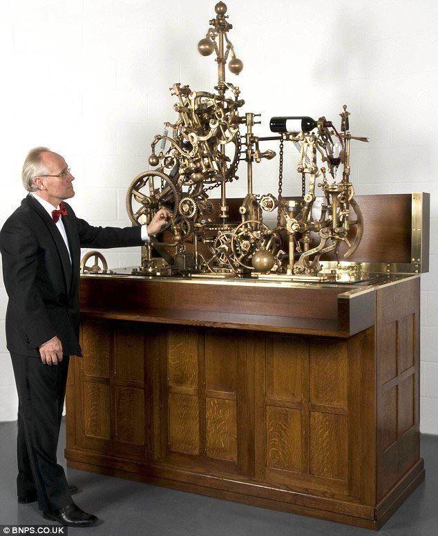 #steampunk #clockworks #mechanical #victorian technology