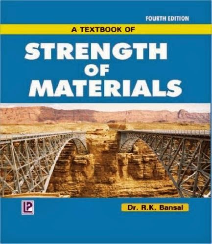 Strength Of Materials By Rk Bansal Book Free Download Strength