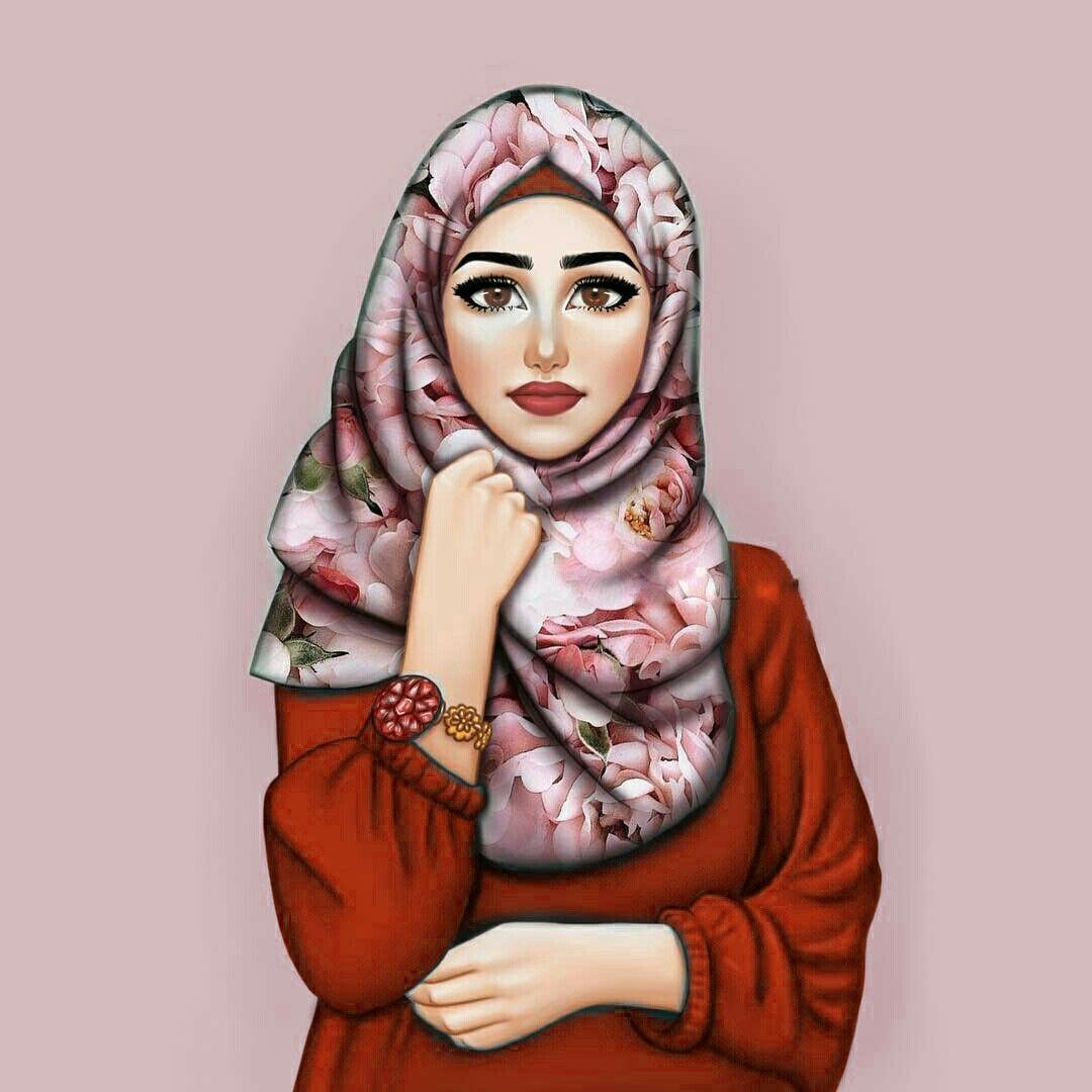 Beauty in art beautiful muslim women beautiful hijab hijab drawing anime muslimah
