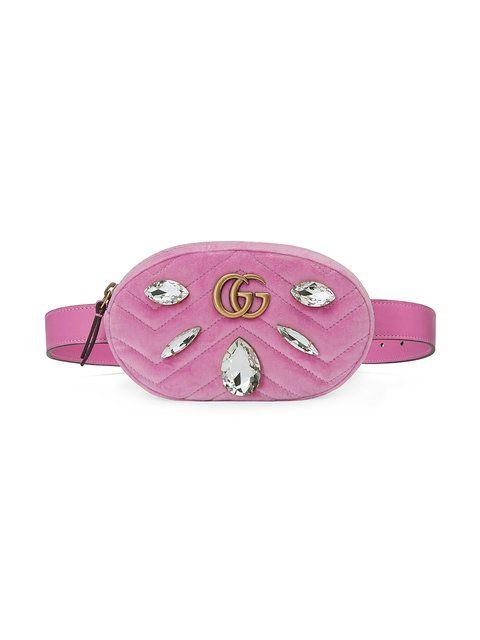 43894ccce44 Shoppen Gucci GG Marmont belt bag.
