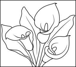 Malvorlagen 2118 Aplicacions Flors Páginas Para Colorear