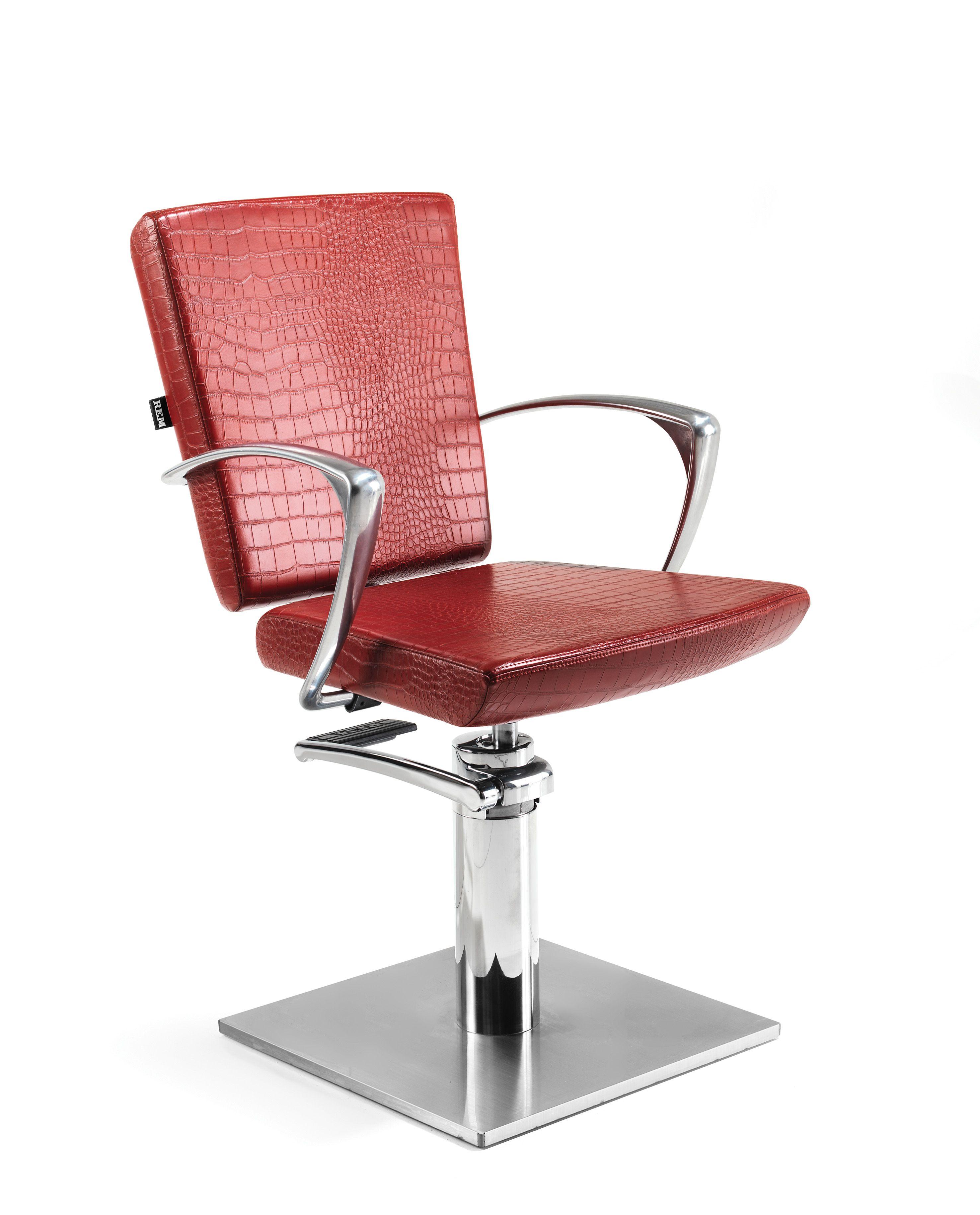 Vision salon styling chair by REM .rem.co.uk  sc 1 st  Pinterest & Vision salon styling chair by REM www.rem.co.uk | Furniture Deco ...