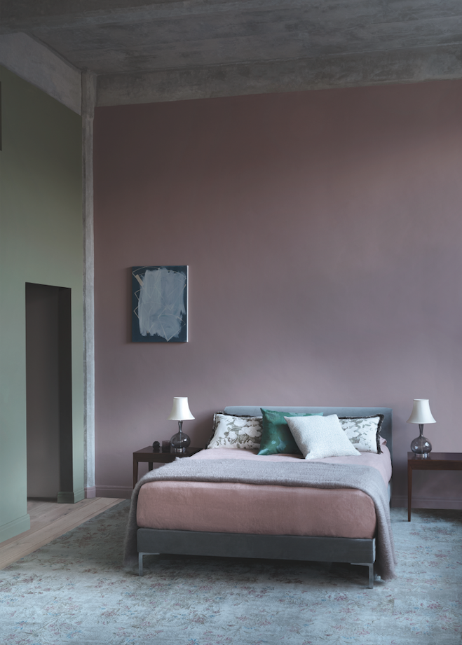The best paint colours to use in your home for 2017 2018 for Bedroom paint colors 2018