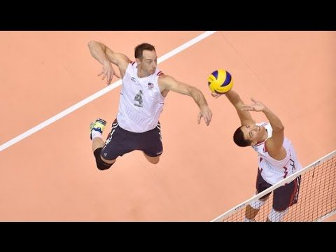 David Smith Named Usav Indoor Male Player Of The Year Usa Volleyball Team Volleyball News David Smith