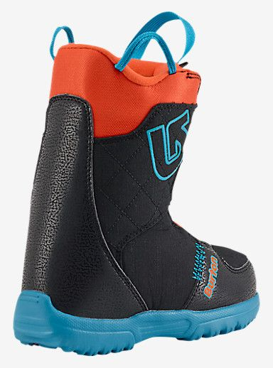 9c05168a27dd Burton Grom Boa® Snowboard Boot shown in Webslinger Blue