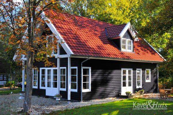 Scanabouw houtbouwsystemen 01 houten huizen for Kleine huizen bouwen