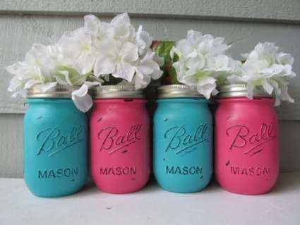 69 new Ideas for wedding colors turquoise and coral mason jars #turquoisecoralweddings 69 new Ideas for wedding colors turquoise and coral mason jars #turquoisecoralweddings