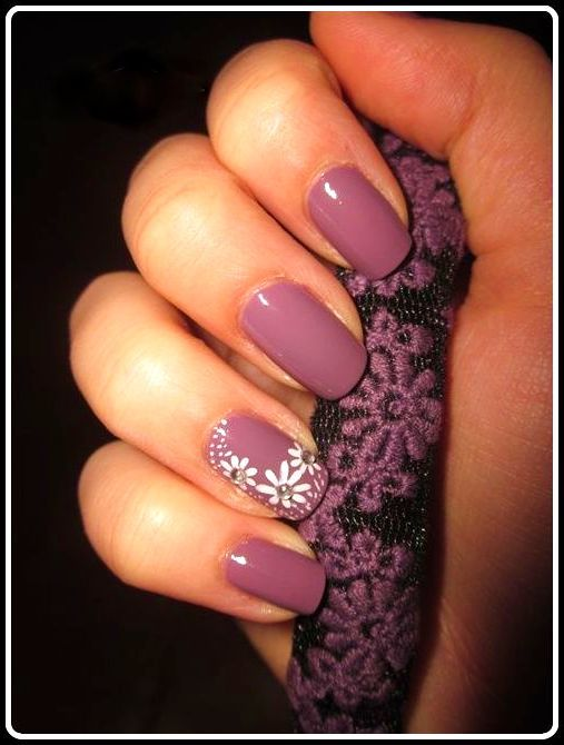 34 Cute Nail Designs For A Colorful Spring Nails Pinterest