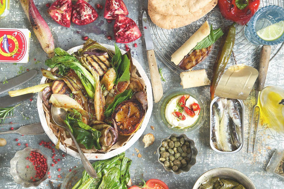 Gesünder leben mit mediterraner Ernährung