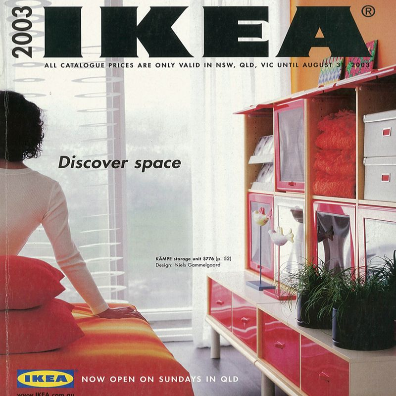 The 2003 Ikea Catalogue My Home Ideas And Inspiration In 2019