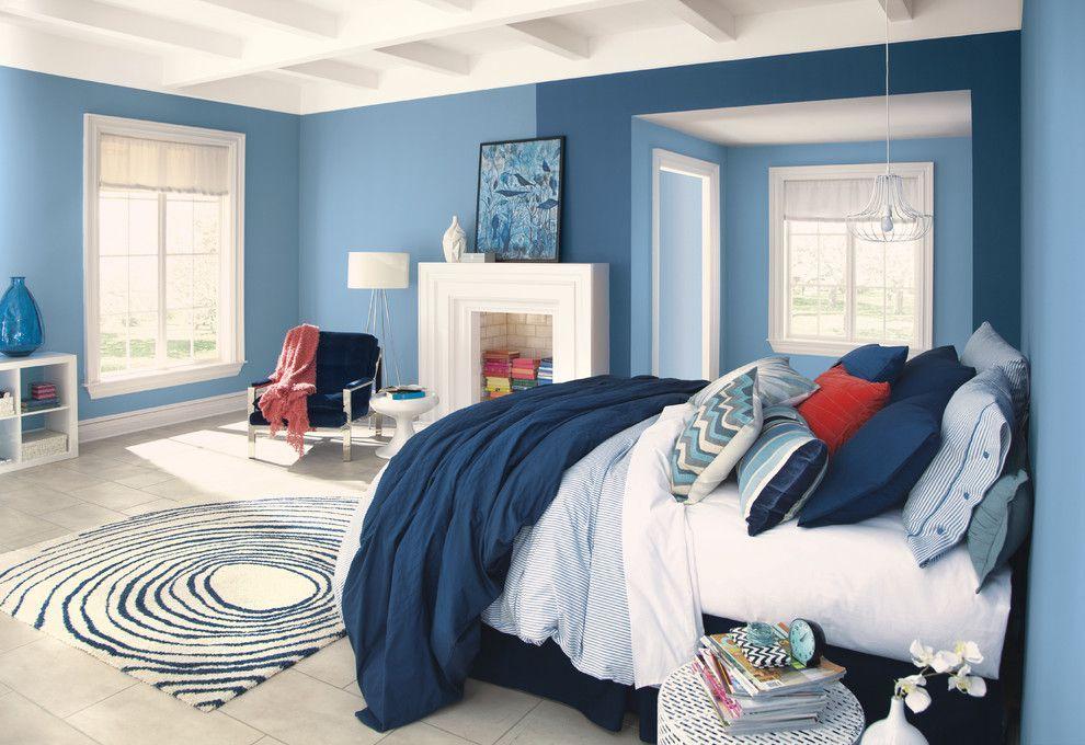 Blue Master Bedroom 48 Professionally Blue Master Bedroom Decorating Delectable Blue Master Bedroom Decorating Ideas
