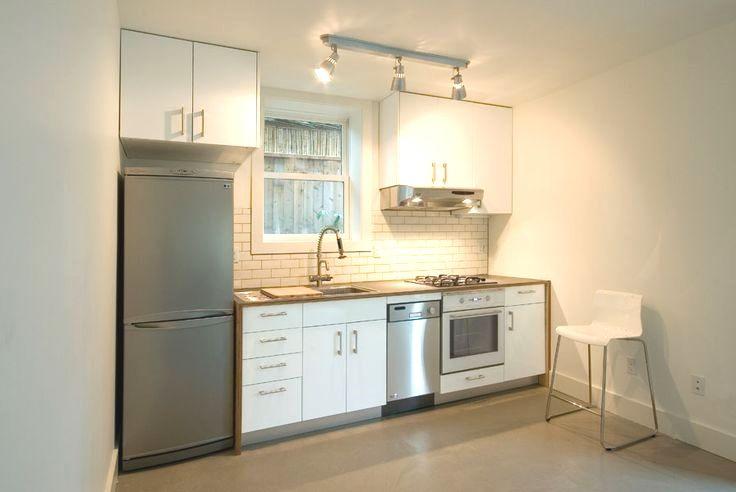 Best Basement Ideas In 2020 Kitchenette Design One Wall 400 x 300