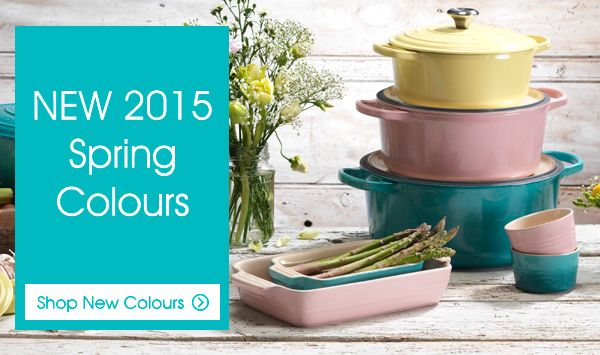 New 2015 Spring Colours