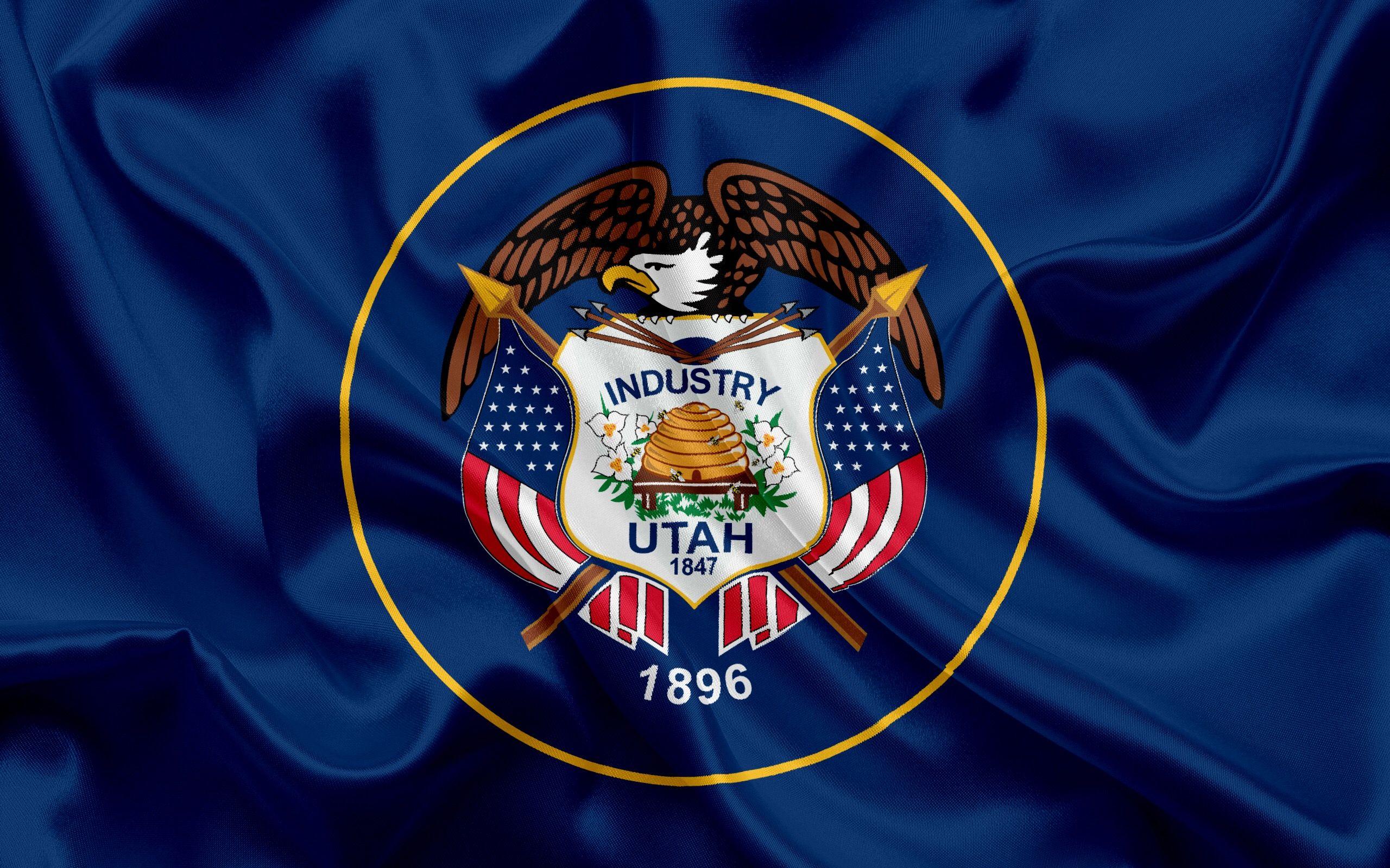 Столица СолтЛейкСити; Код UT; Регион Запад Юта