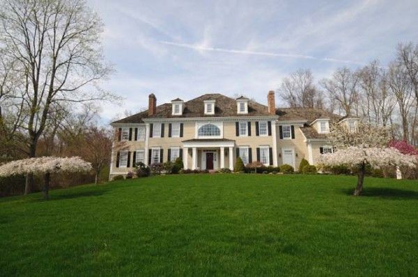 Extraordinary greenfield hill colonial new listings in for Builders in connecticut