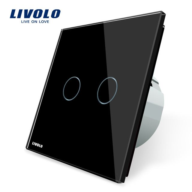 Livolo Wall Wireless Touch Switch #touchpanel