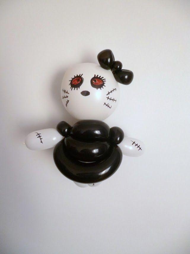 Hello Kitty Globoflexia Halloween