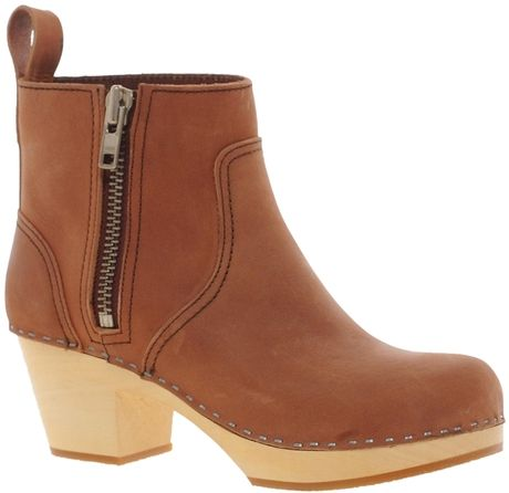 877 Zip It Emy Ankle Boots - Lyst