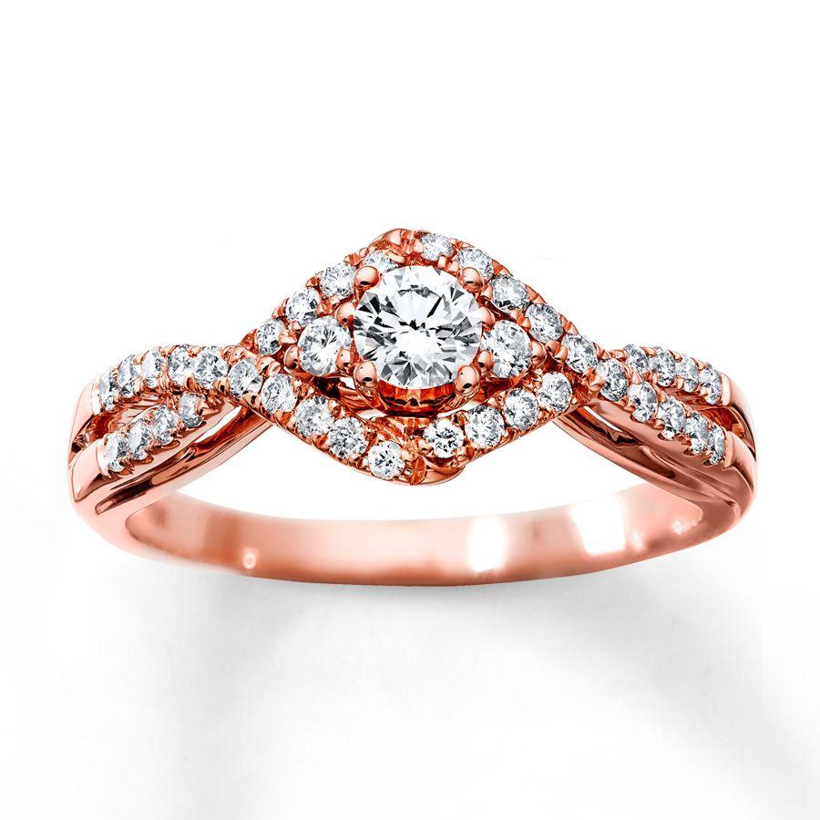 Explore Diamond Engagement Rings, Diamond Rings, And More!