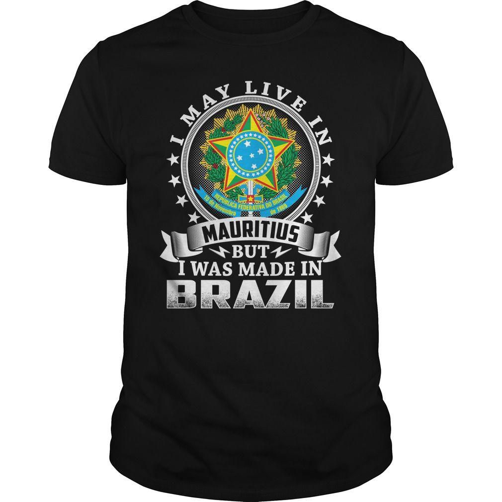 Mauritius text Ladies T-Shirt