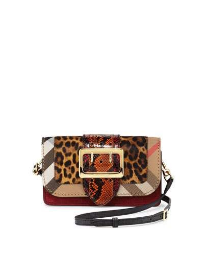 356e621411d BURBERRY Chiselhampton One-Of-A-Kind Calf Hair Patchwork Bag W/Check Canvas  Trim. #burberry #bags #canvas #fur #crossbody #lining #polyester #shoulder  bags ...