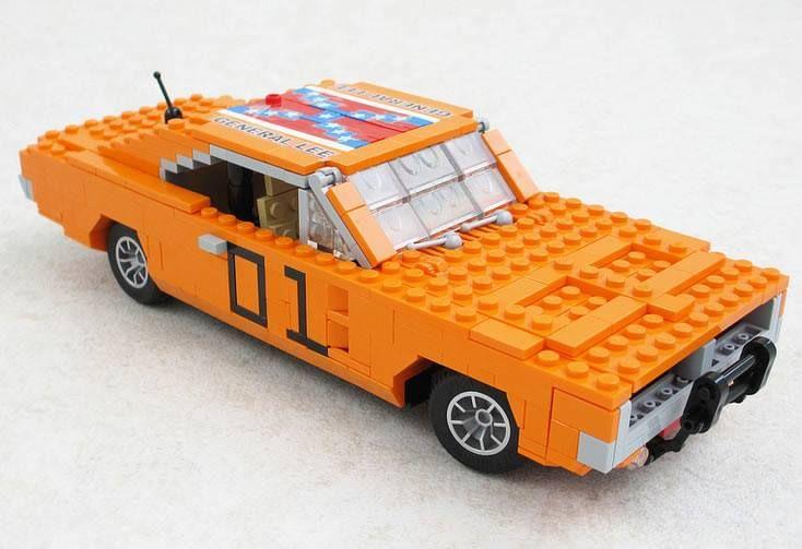 De ClasicosY Clasico Clasicos Auto LegoAutos Legos H29IED