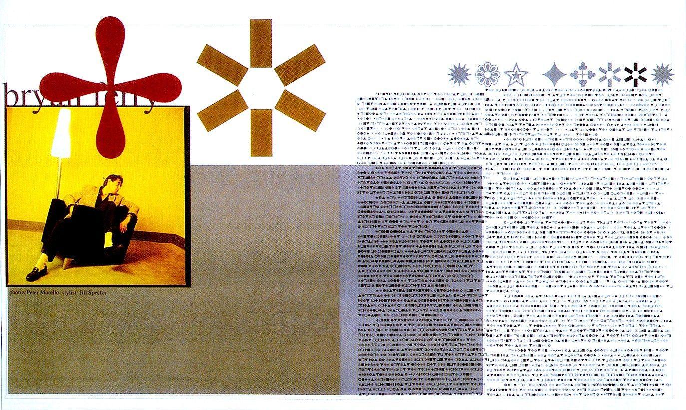 David Carson Dingbat Article Google Search David Carson