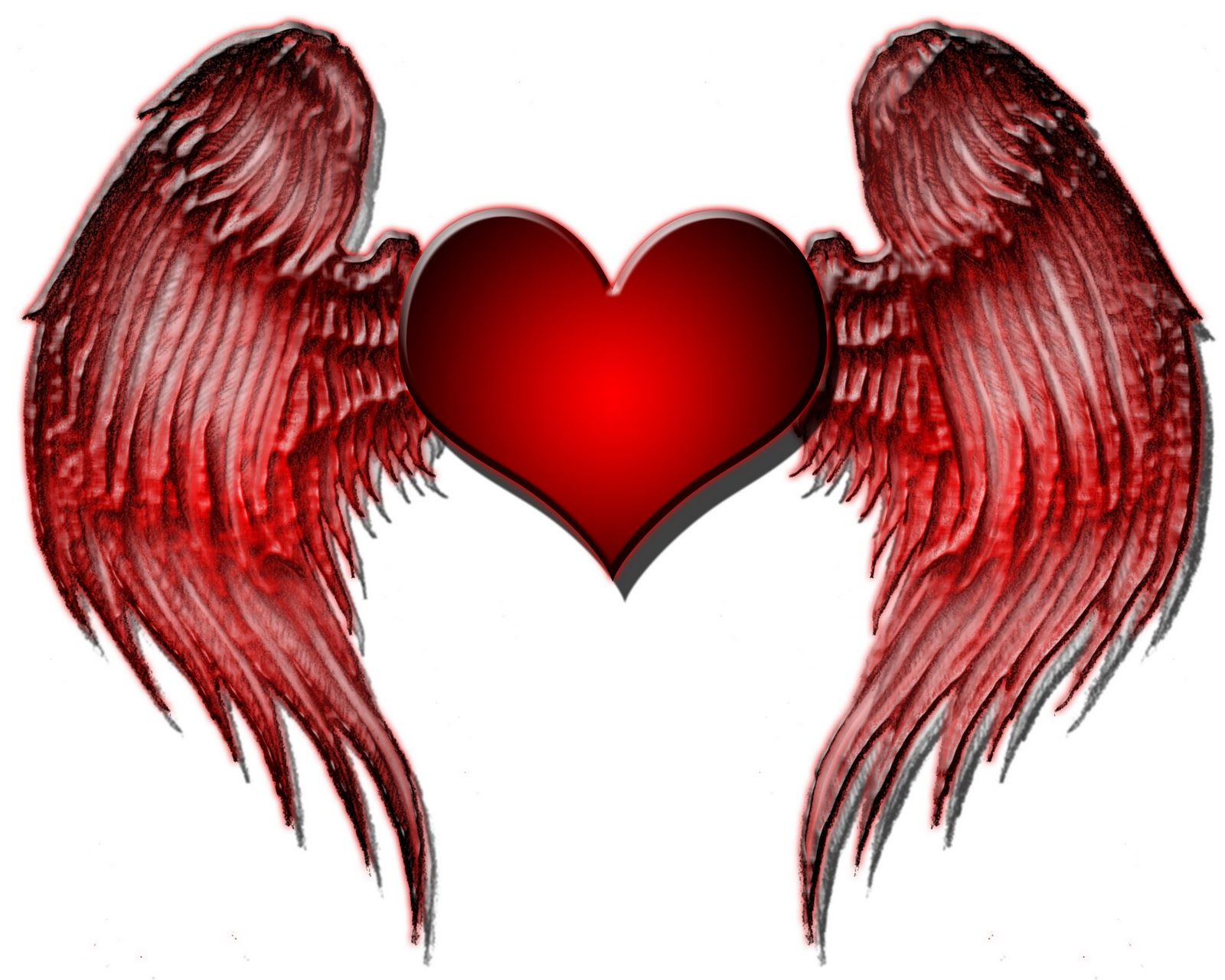 Rennisance Rose Design Heart Wings Heart With Wings Heart With Wings Tattoo Heart Shaped Angel Wings